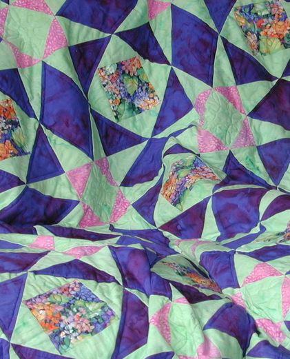 2006 raffle quilt